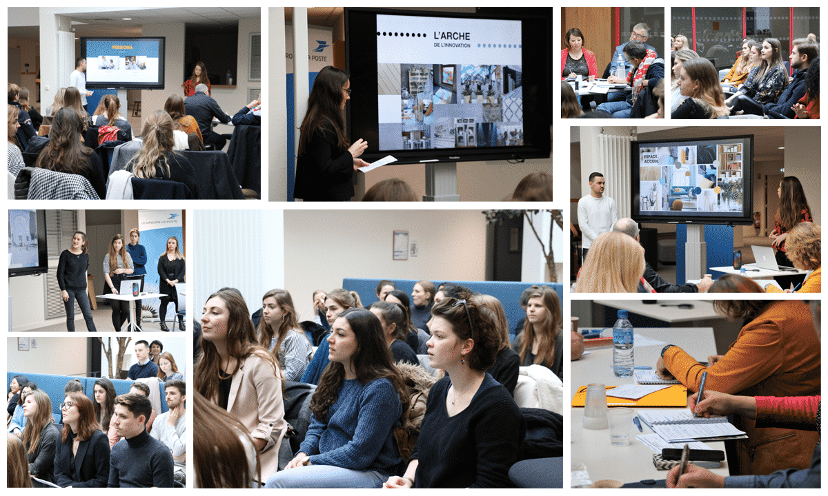 ecole_communication_marketing_iseg_nantes_projet_etudiants_groupe_la_poste