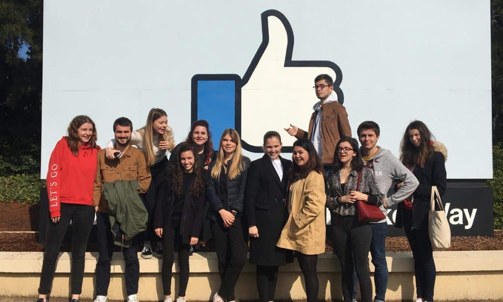 iseg_nantes_learning_trip_voyage_etudiants_ecole_communication_marketing_facebook_locaux