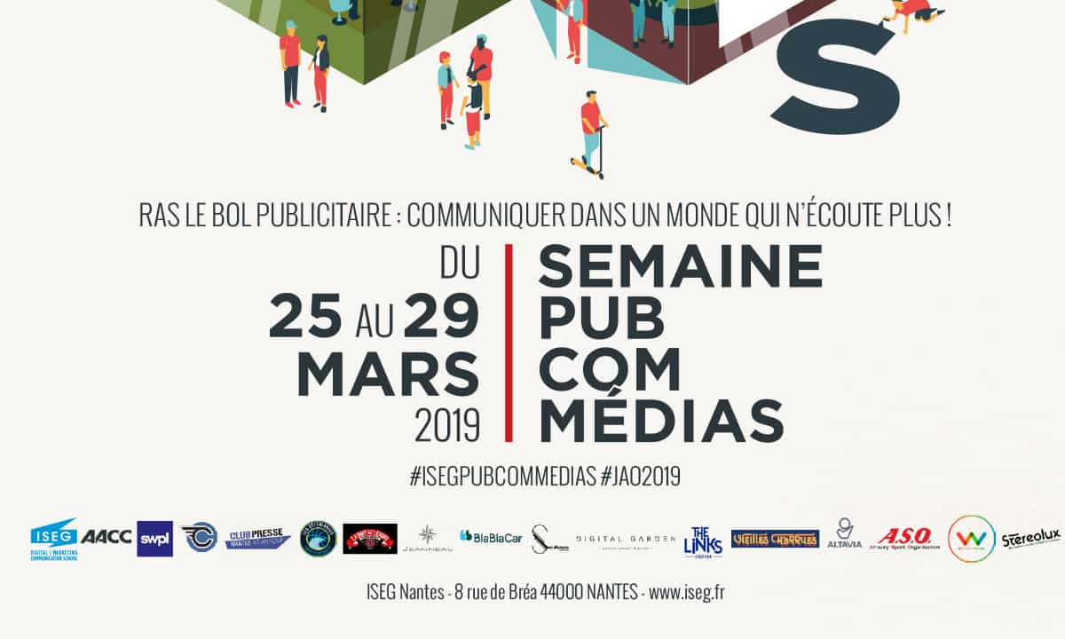 semaine_evenement_iseg_nantes_ecole_marketing_communication