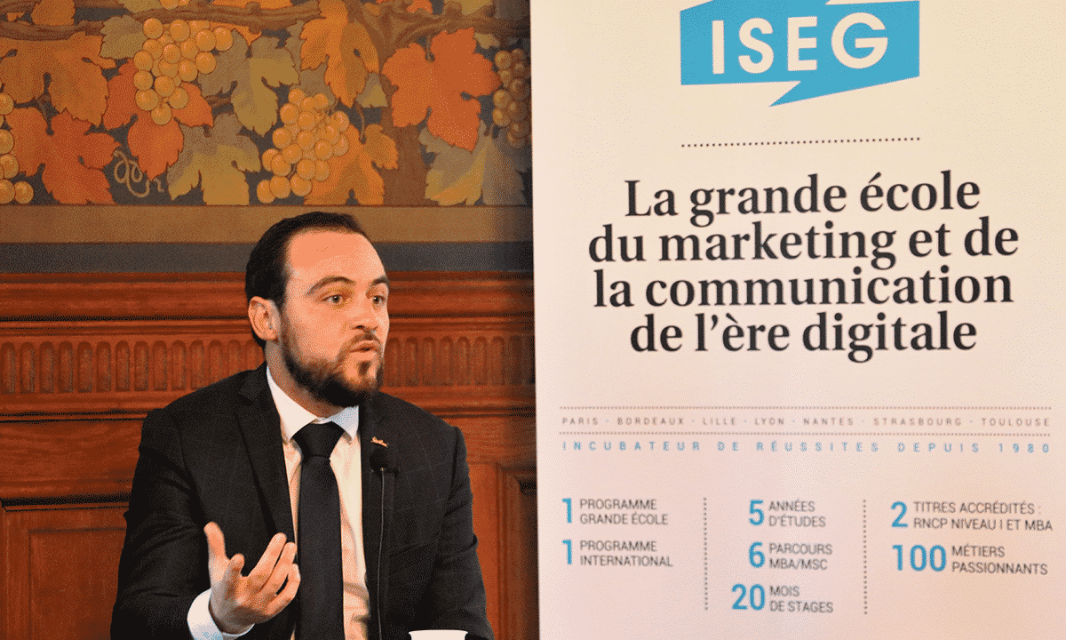 iseg_ecole_marketing_communication_nantes_iseguest_benjamin_gilbert