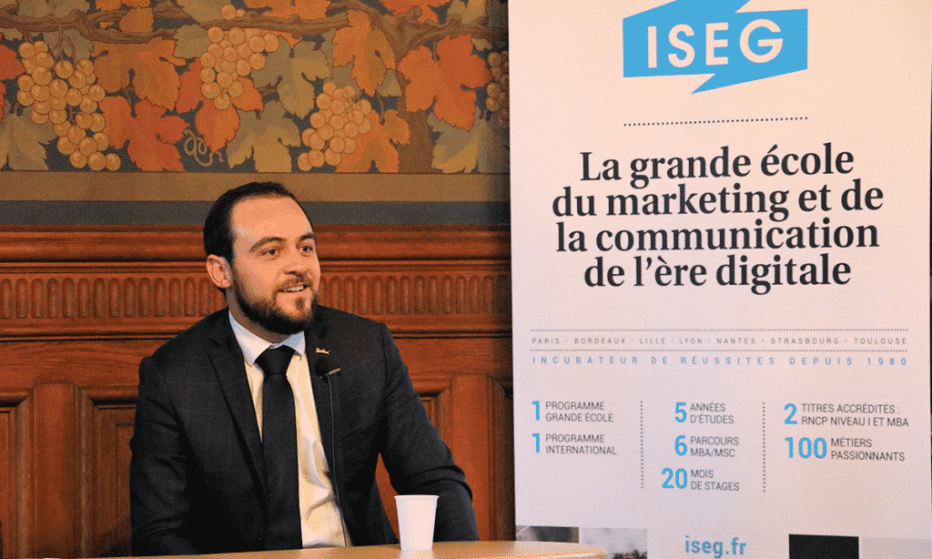 iseg_ecole_nantes_marketing_communication_iseguest_benjamin_gilbert