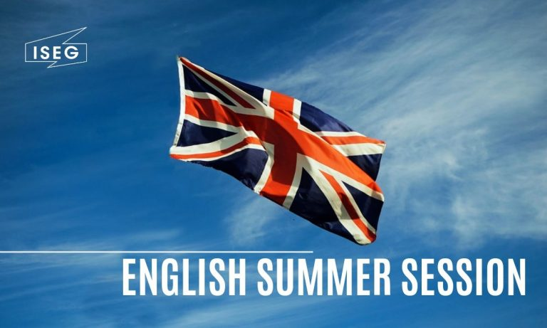 English Summer Session : ça commence !