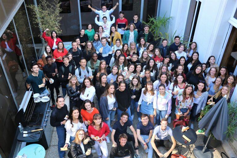 VIE ETUDIANTE : Creative Week sur les Super Héros pour les étudiants de 1re année