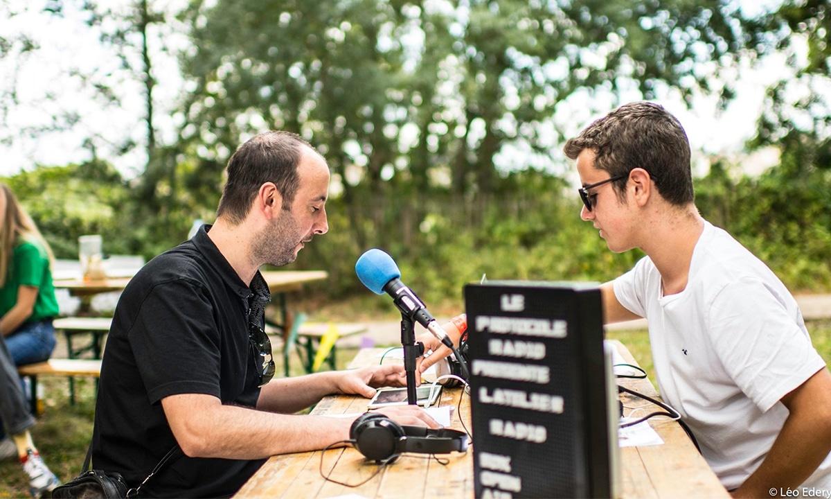 Rencontre avec Amaury Naval, étudiant et fondateur de « Le Protocole Radio »