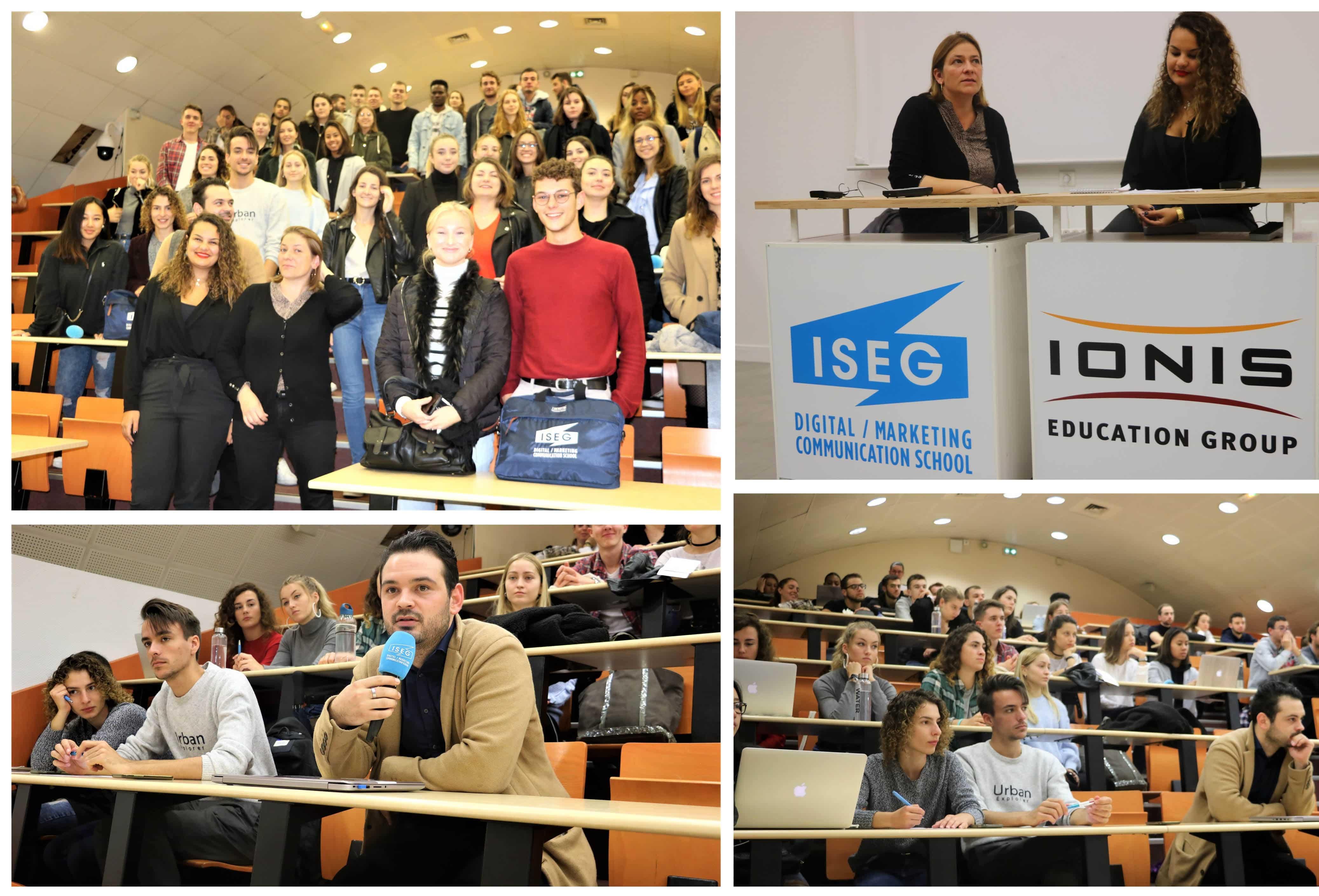 ISEG_Nantes_Invité_Semaine_2019_Silvana_Ricci_Communication_Marketing