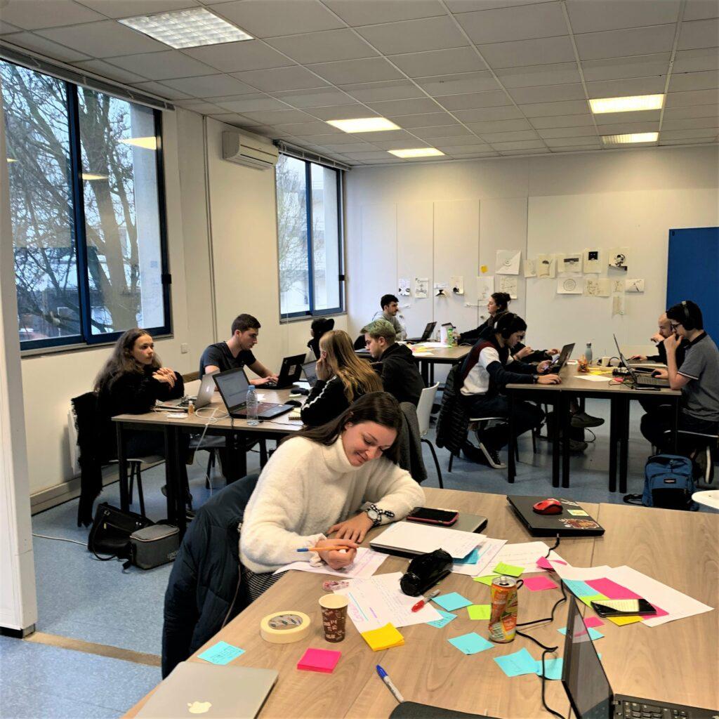 retour-project-week-2020-nike-ISEG-campus-étudiants