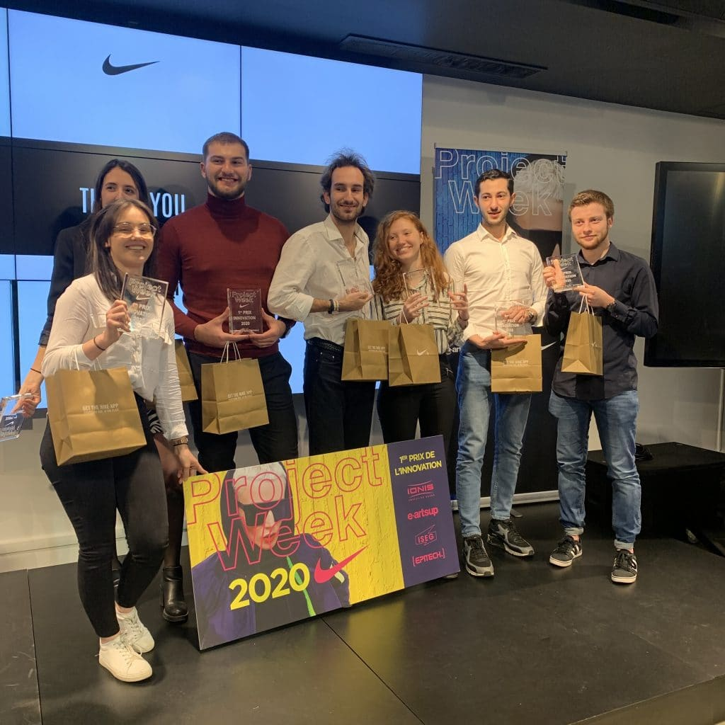 project-week-2020-nike-gagnants-toulouse-iseg