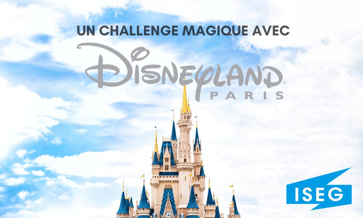 disneyland-paris-defi-magique-étudiants-5e-annee-iseg-workshop