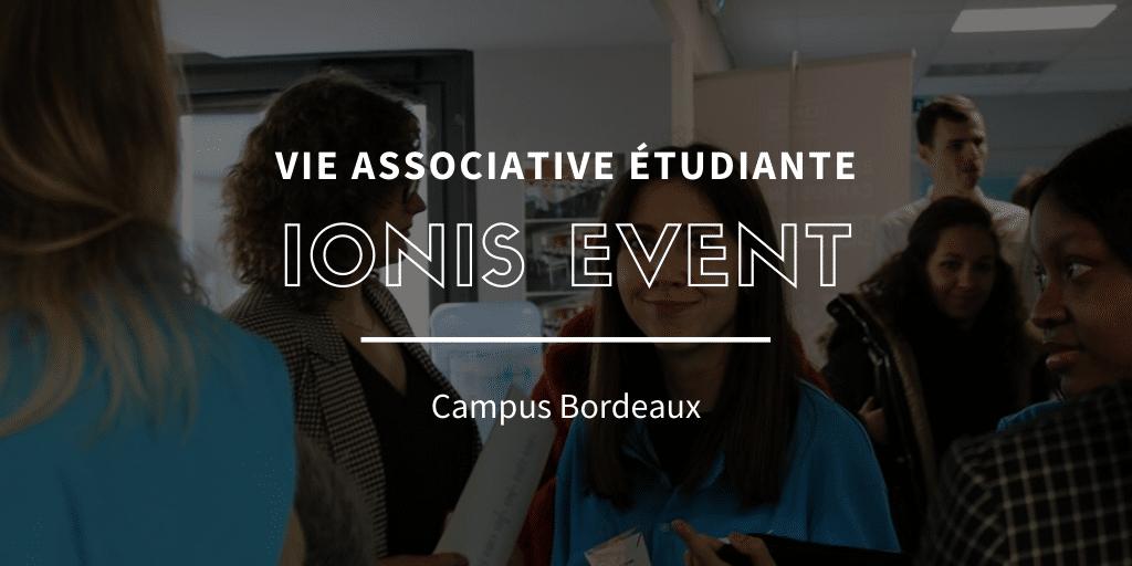 IONIS EVENT : Une vie associative dynamique et professionnalisante