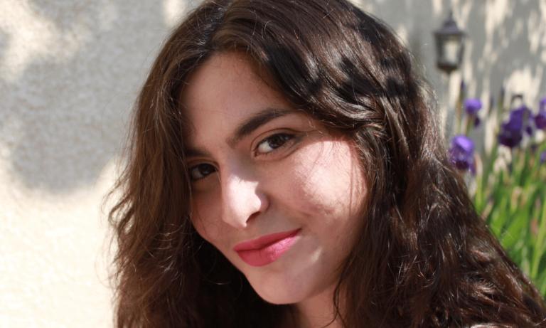 Julieta, étudiante de 4e année nous parle de son parcours