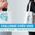Éthique et marques ? Découvrez le podium du challenge vidéo 2020