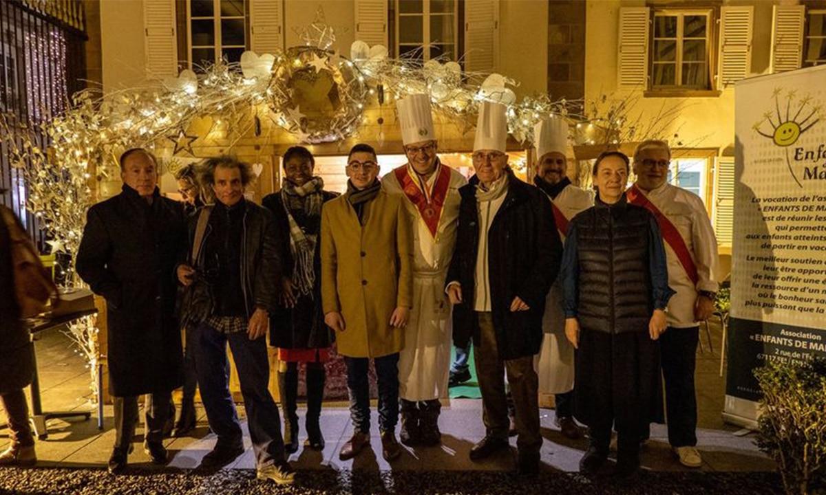 Velouté d'étoiles : des soupes pour la bonne cause à Strasbourg
