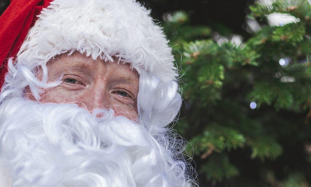 Père Noël ISEG