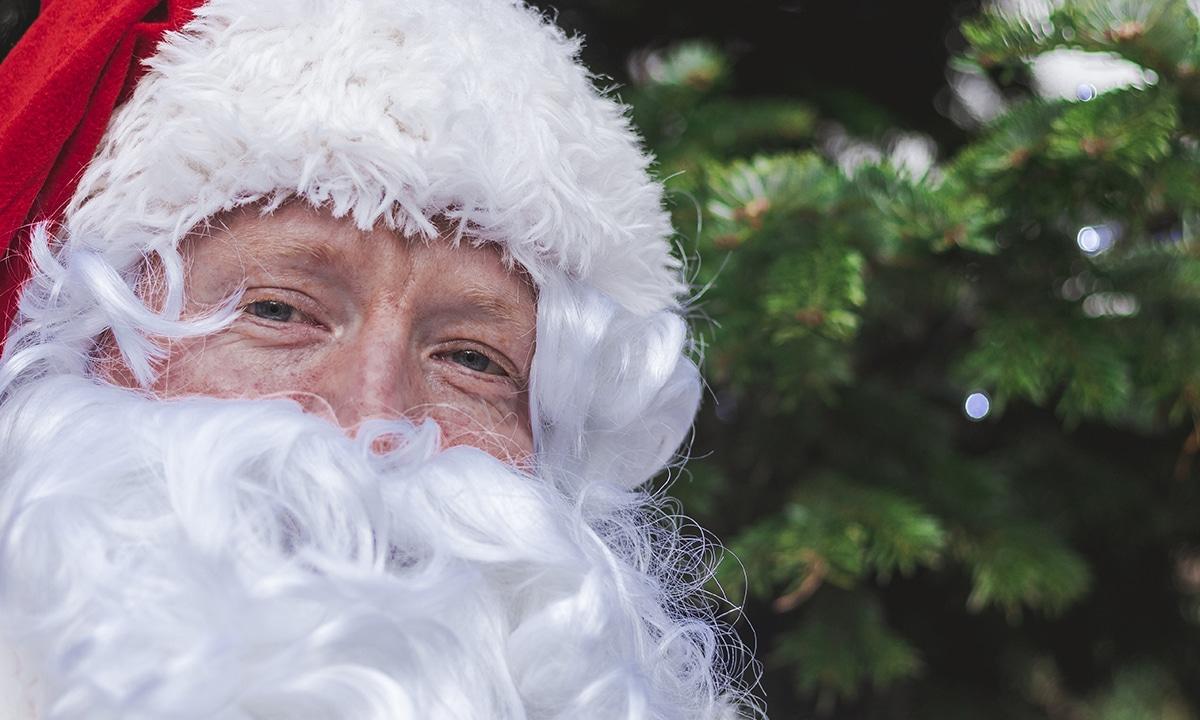 SAMEDI 12 DÉCEMBRE : Le Père Noël est à l'ISEG Strasbourg !