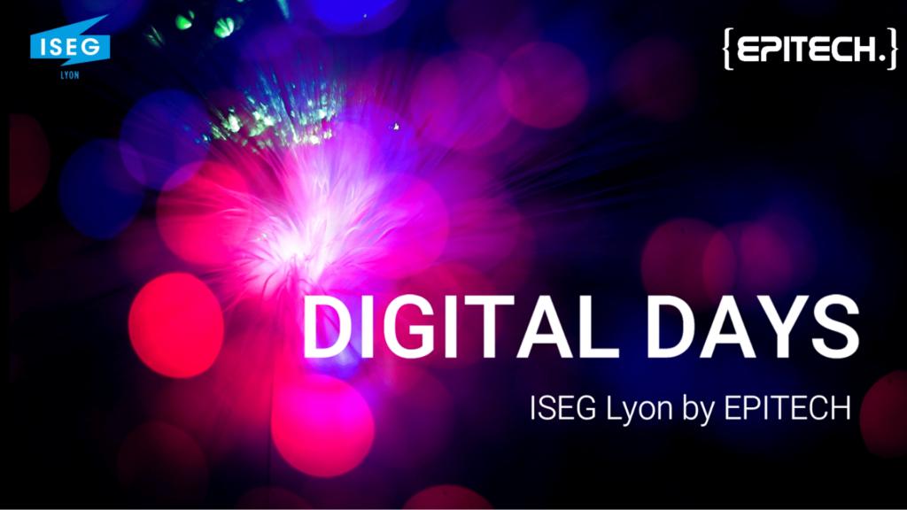 Digital Days ISEG Lyon 2021