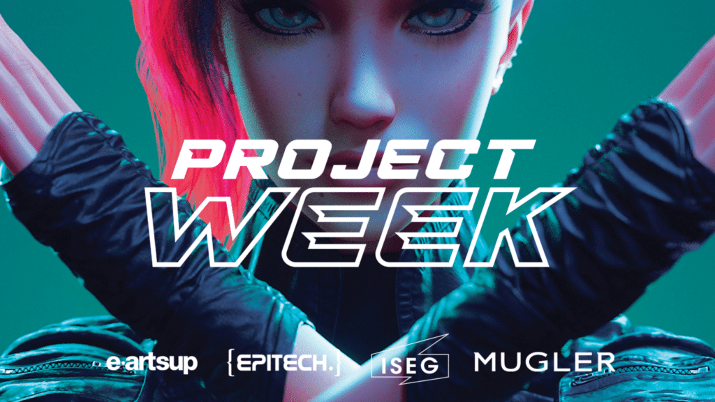 project-week-mugler-iseg-nantes