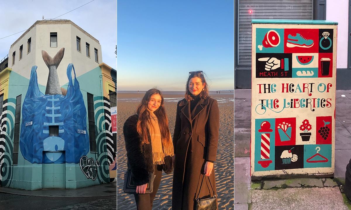 Carnet de Voyage : deux étudiantes en échange à la Dublin Business School