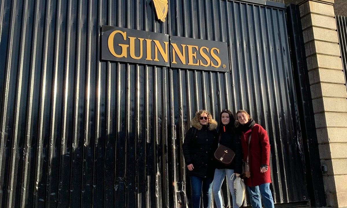 Carnet de voyage : un double diplôme ISEG / Dublin Business School
