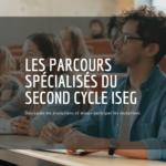 RETOUR SUR LES PARCOURS PERSONNALISÉS BY ISEG