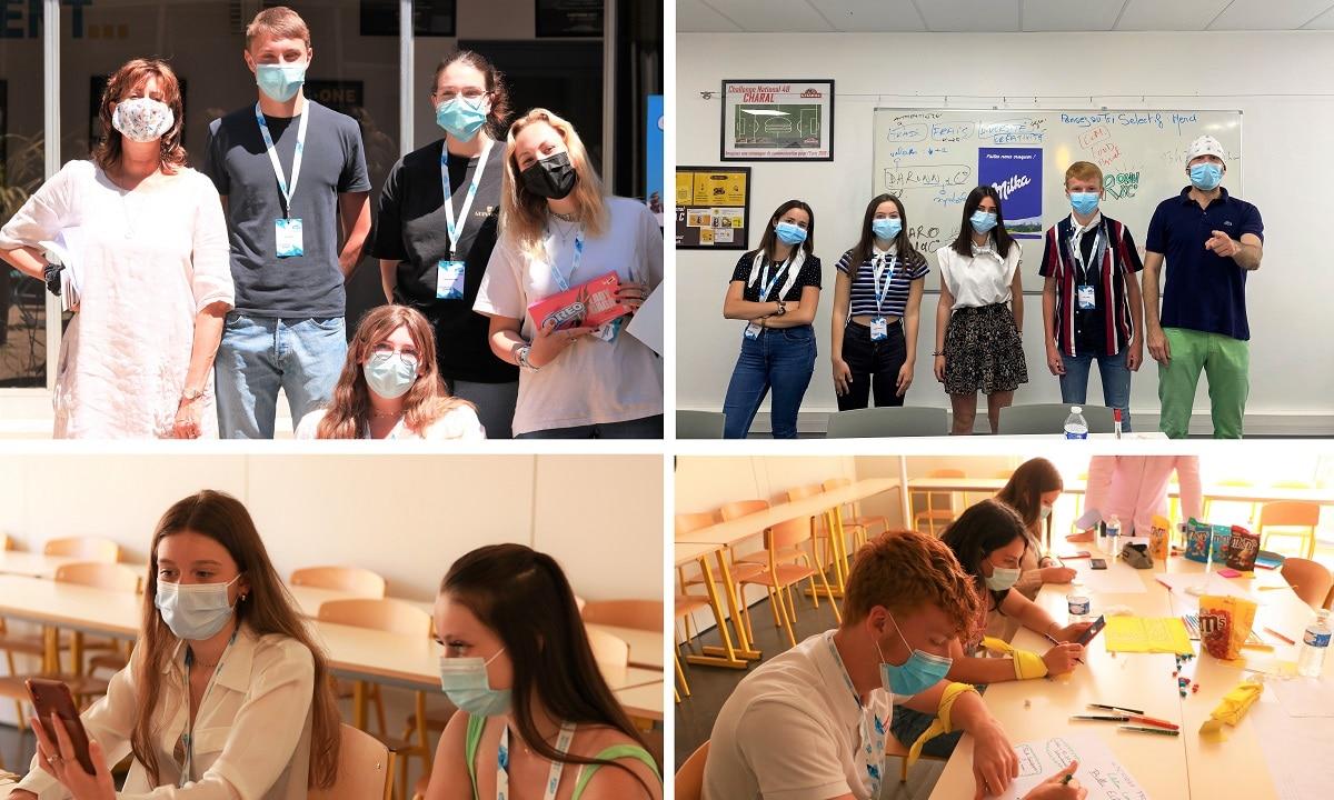 JOURNEE D'IMMERSION : Une journée de défis pour des lycéens de Première