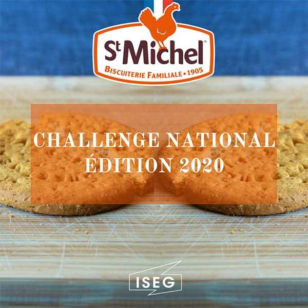 Challenge National ISEG 2020