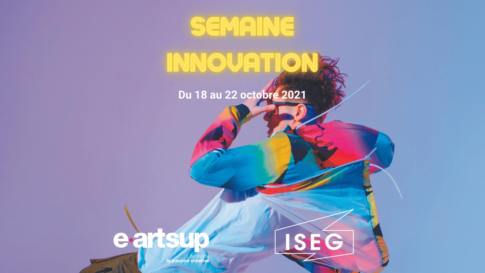Semaine Innovation : les étudiants parisiens challengés par 4 startups